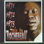 Rochereau, Tabu Ley - Pitie (1971-1973) CD Cover Art