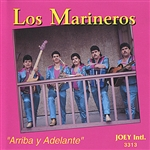 Los Marineros Del Norte - Arriba Y Adelante CD Cover Art