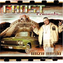 Frost / Various Artists - Raza Radio CD Cover Art