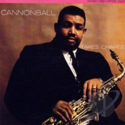 Adderley, Cannonball - Cannonball Takes Charge CD Cover Art