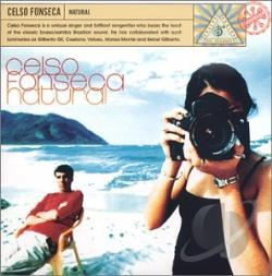 Fonseca, Celso - Natural CD Cover Art