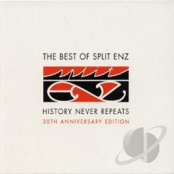Split Enz - Best Of Split Enz CD Cover Art
