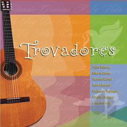 Trovadores CD Cover Art