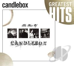 Candlebox - Best of Candlebox CD Cover Art