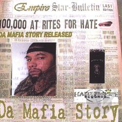 Empire Mob - Da Mafia Story CD Cover Art
