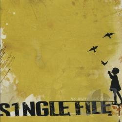 Single File - No More Sadface CD Cover Art