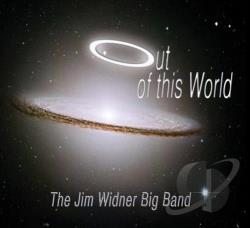 Widner, Jim - Out of This World CD Cover Art