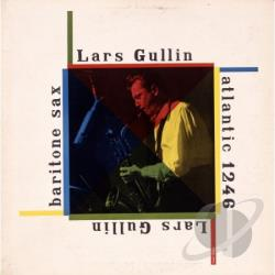 Gullin, Lars - Baritone Sax CD Cover Art
