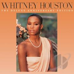 Houston, Whitney - Whitney Houston: The Deluxe 25th Anniversary Edition CD Cover Art