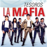 La Mafia - Tesoros CD Cover Art