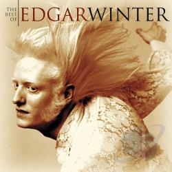 Winter, Edgar - Best of Edgar Winter CD Cover Art
