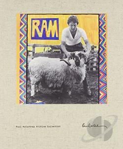 McCartney, Paul / Paul & Linda McCartney - Ram CD Cover Art