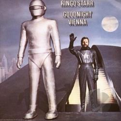 Starr, Ringo - Goodnight Vienna CD Cover Art