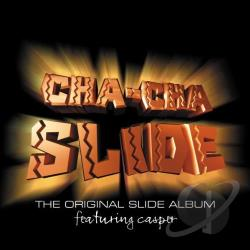 Casper - Cha-Cha Slide CD Cover Art