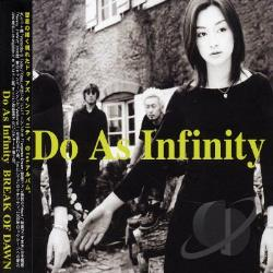 Do As Infinity - Break Of Dawn CD Cover Art
