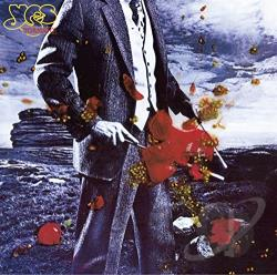 Yes - Tormato CD Cover Art