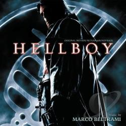 Hell Boy - Hellboy CD Cover Art