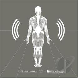 Frantic Bleep - Sense Apparatus CD Cover Art