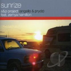 A & P Project - Sunrize DS Cover Art