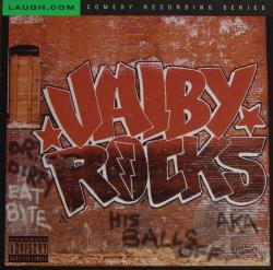 Valby, John - Valby Rocks CD Cover Art