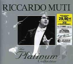 Muti, Riccardo - Platinum Collection CD Cover Art
