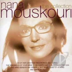 Mouskouri, Nana - Collection CD Cover Art