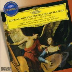 Cpo / Gounod / Hermann / Seefried / Stolze - Gounod: Messe Solennelle de Sainte Cecile CD Cover Art