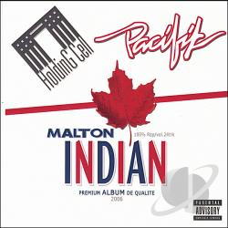 Pacifik - Malton Indian CD Cover Art