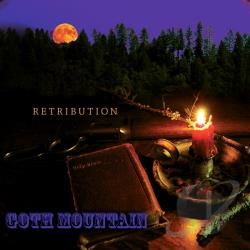 Goth Mountain - Retribution CD Cover Art