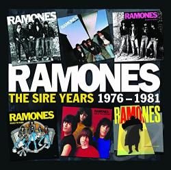 Ramones - Sire Years 1976-1981 CD Cover Art