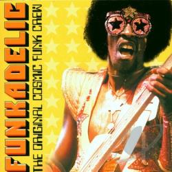 Funkadelic - Original Cosmic Funk Crew CD Cover Art