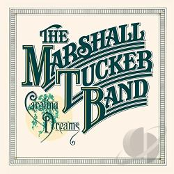 Marshall Tucker Band - Carolina Dreams CD Cover Art