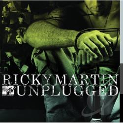 Martin, Ricky - MTV Unplugged CD Cover Art