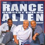 Rance Allen Group - Closest Friend DB Cover Art
