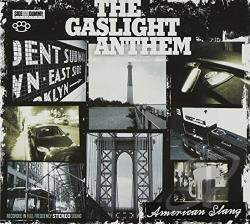 Gaslight Anthem - American Slang CD Cover Art
