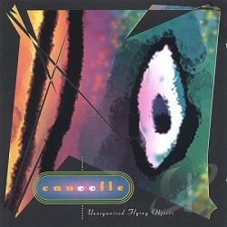 Canoofle - Unorganized Flying Objects CD Cover Art