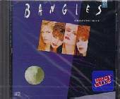 Bangles - Greatest Hits CD Cover Art