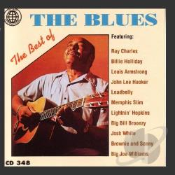 Best of the Blues CD Cover Art