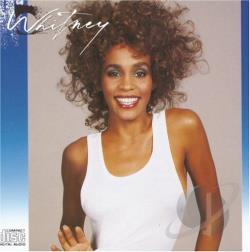 Houston, Whitney - Whitney CD Cover Art