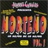 Various Artists-Into - Johnny Canales Presents:Norteno Vol 1 CD Cover Art