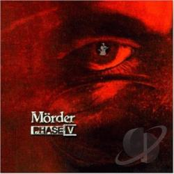 Phase 5 - Moerder CD Cover Art