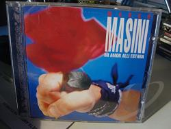 Masini, Marco - Mi Amor Alli Estara CD Cover Art