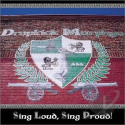 Dropkick Murphys - Sing Loud, Sing Proud CD Cover Art