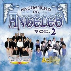Los Angeles Azules - Encuentro de Angeles, Vol. 2 CD Cover Art