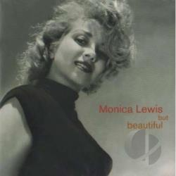 Lewis, Monica - But Beautiful CD Cover Art