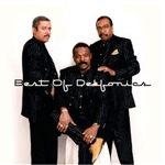 Delfonics - Best of Delfonics CD Cover Art