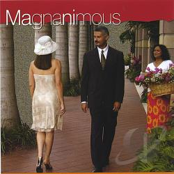 Mani - Magnanimous CD Cover Art