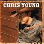 Young, Chris - Chris Young CD Cover Art