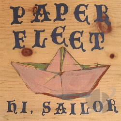 Paper Fleet - Hi, Sailor CD Cover Art