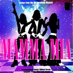Karaoke - Karaoke: Mamma Mia Accompaniment CD Cover Art